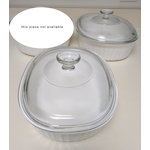 2 Corningware casserole dishes (2.5qt & 1.5qt) - $20 for 2.5qt, $15 1.5qt, or $30 for both