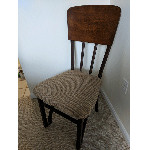 SOLD dining room chairs alone - 4 for $100 or 8 for $175
