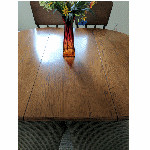 SOLD dining table alone - $90