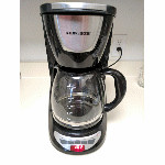 Black & Decker coffee maker - $5