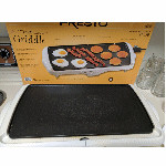 SOLD Presto electric griddle - $5