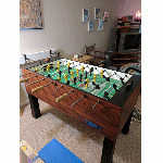SOLD Tornado Twister II foosball table - $550
